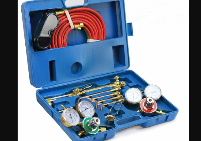 oxy acetylene welding kit
