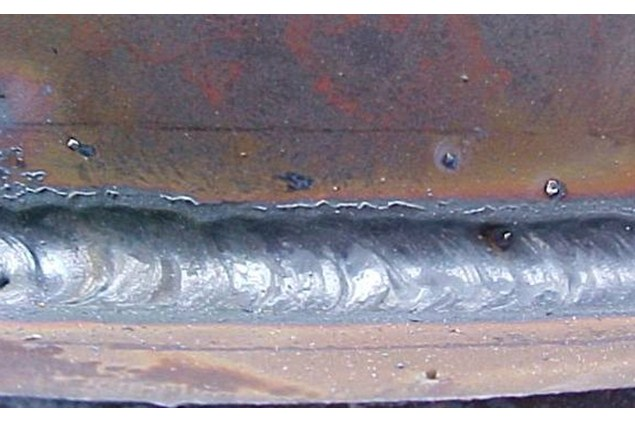 Undercut Welding Defects