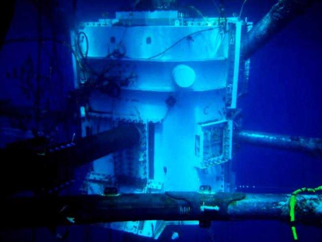 Hyperbaric Chamber For Underwater Welding