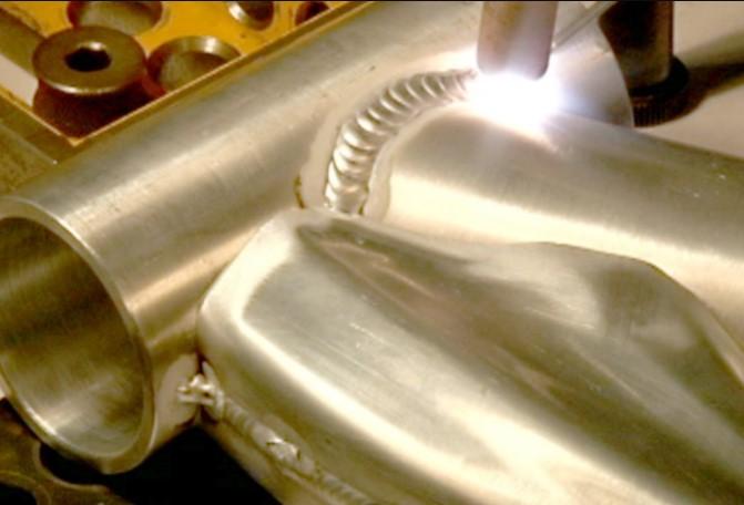 Welding Aluminium   Tips  Machine Preparation  And Techniques