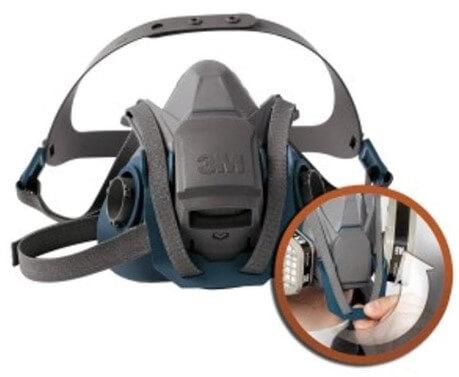 3M Rugged Half Facepiece Reusable Respirator