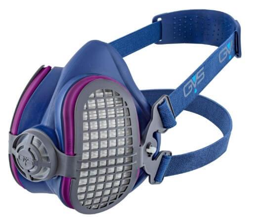 GVS SPR457 P100 Elipse Half Mask Respirator