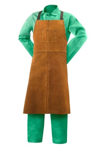 Steiner 92166 Bib Apron For Welding