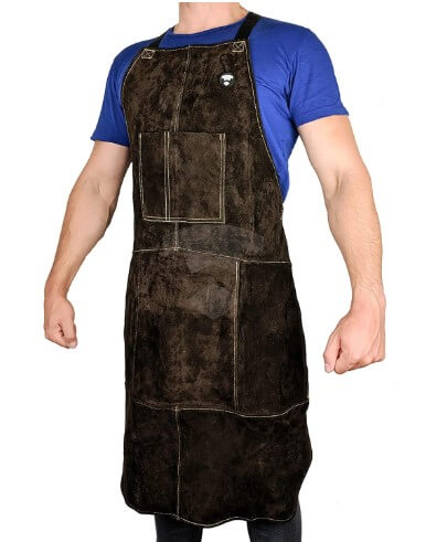 Waylander Leather Welding Apron